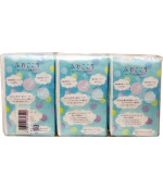 UNICHARM  PANTY LINERS (38 liners x 3-pack )