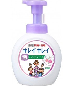 Kirei Anti-bacterial Foaming Hand Soap with floral aroma, 500 ml