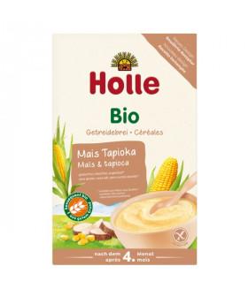 Holle Corn & Tapioca Organic (Bio) Porridge Cereal 250g