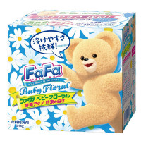 """NISSAN FaFa concentrated baby-safe laundry detergent """"Floral"""" 900 gr"""