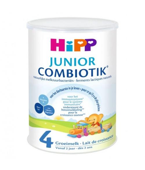 HiPP Dutch Stage 4 Organic Bio Combiotic Junior Milk Formula (800g)
