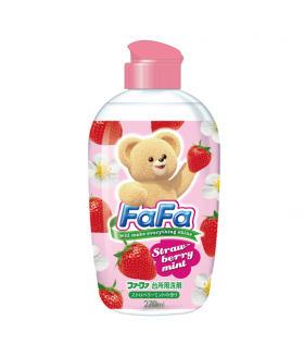 FA-FA  Strawberry for washing, dish, vegetables and fruits.( 270 ml )
