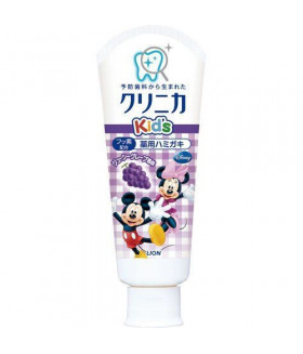 Lion Clinica KID'S toothpaste fresh grapes 60 G