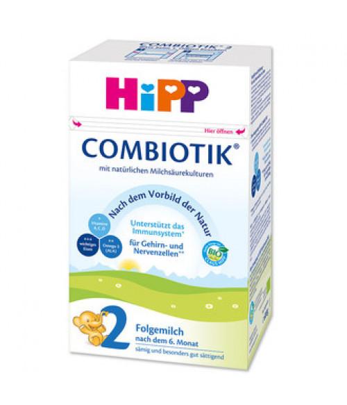 HiPP Stage 2 Organic Combiotic Follow-on Milk Formula