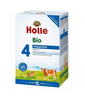Holle Stage 4 Organic (Bio) Toddler Milk Formula