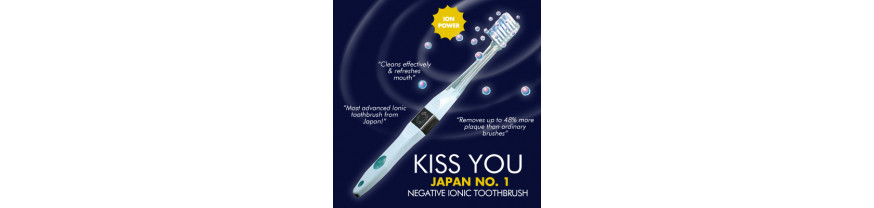 Kiss You Toothbrushes
