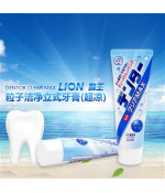 Lion  Clear MAX Dental Super mint 140 g