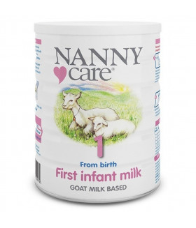 NANNY Care Stage 1 First Infant Goat Milk Formula (900g)