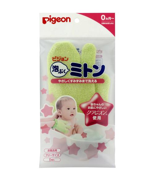 PIGEON Bath Mitten 0+