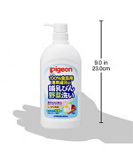 Pigeon Baby Bottle and Vegetable Washing Liquid 800 ml