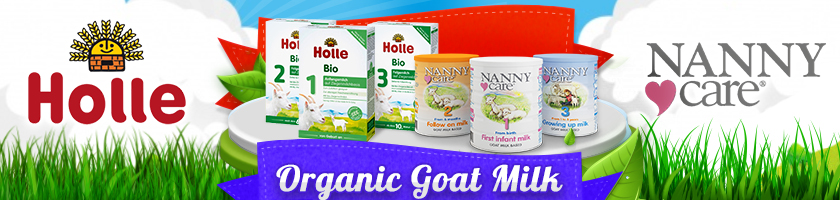 Goat Milk - Organic Goat Milk Formula For Babies - The Best