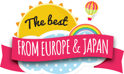 The Best From Europe and Japan
